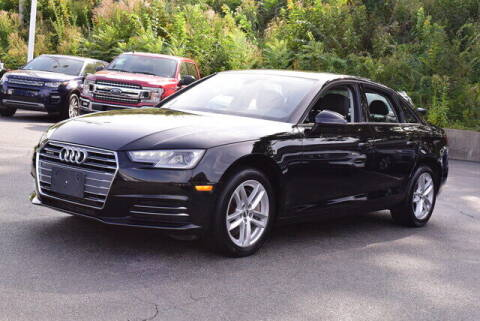 2017 Audi A4 for sale at Automall Collection in Peabody MA
