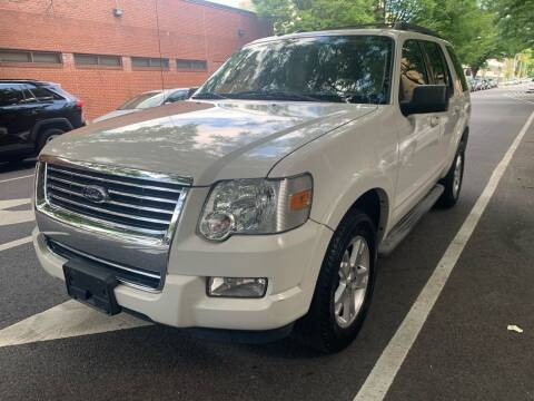 2010 Ford Explorer for sale at Gallery Auto Sales in Bronx NY