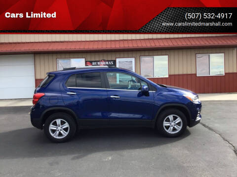 2017 Chevrolet Trax for sale at Cars Limited in Marshall MN