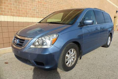 2010 Honda Odyssey for sale at Macomb Automotive Group in New Haven MI