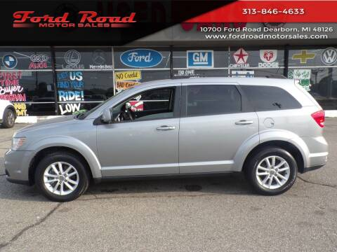 2015 Dodge Journey for sale at Ford Road Motor Sales in Dearborn MI