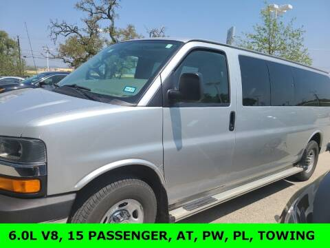 2010 Chevrolet Express Passenger for sale at Nissan of Boerne in Boerne TX
