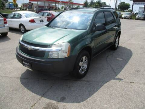 2005 Chevrolet Equinox for sale at King's Kars in Marion IA