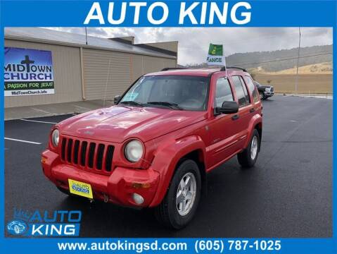 2004 Jeep Liberty for sale at Auto King in Rapid City SD