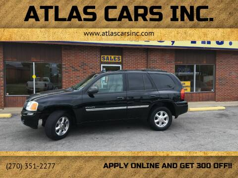 2006 GMC Envoy for sale at Atlas Cars Inc. - Radcliff Lot in Radcliff KY