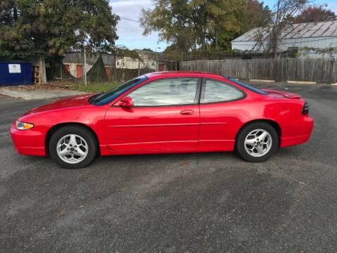 2002 Pontiac Grand Prix for sale at Mike's Auto Sales of Charlotte in Charlotte NC