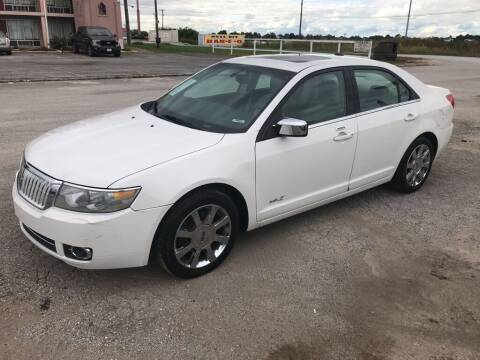 2009 Lincoln MKZ for sale at Drive Today Auto Sales LLC in Mount Sterling KY