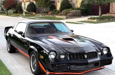 1979 Chevrolet Camaro for sale at Classic Car Deals in Cadillac MI