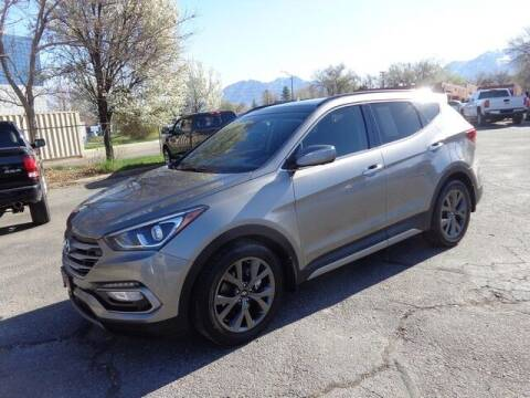 2018 Hyundai Santa Fe Sport for sale at State Street Truck Stop in Sandy UT