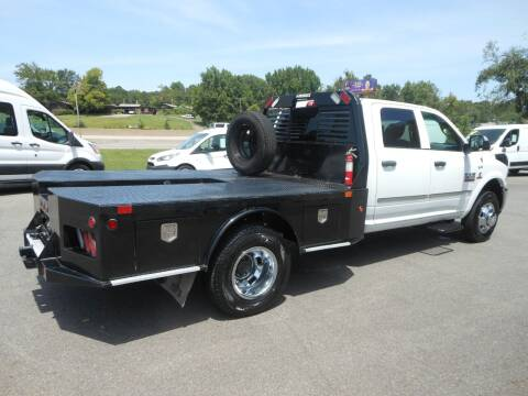 2018 RAM Ram Chassis 3500 for sale at Benton Truck Sales - Flatbeds in Benton AR