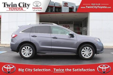 2017 Acura RDX for sale at Twin City Toyota in Herculaneum MO