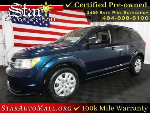 2015 Dodge Journey for sale at STAR AUTO MALL 512 in Bethlehem PA