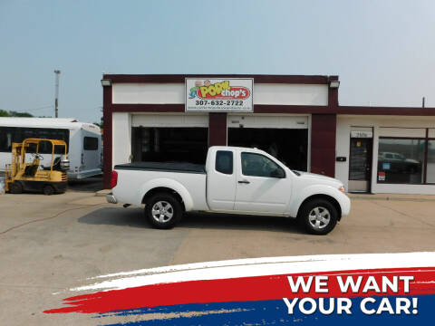 2013 Nissan Frontier for sale at Pork Chops Truck and Auto in Cheyenne WY