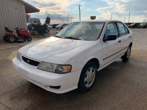 1998 Nissan Sentra for sale at Family Car Farm in Princeton IN
