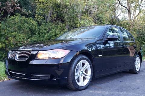 2008 BMW 3 Series for sale at The Motor Collection in Columbus OH