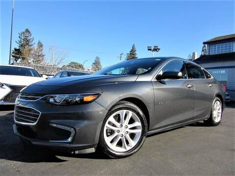 2017 Chevrolet Malibu for sale at Top Tier Motorcars in San Jose CA