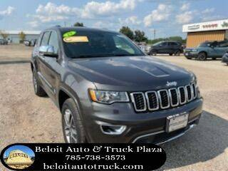 2019 Jeep Grand Cherokee for sale at BELOIT AUTO & TRUCK PLAZA INC in Beloit KS