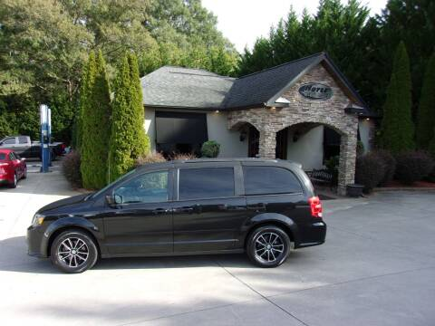 2017 Dodge Grand Caravan for sale at Hoyle Auto Sales in Taylorsville NC