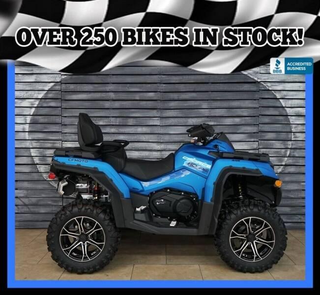 2021 CF Moto Cforce 800 XC for sale at Motomaxcycles.com in Mesa AZ