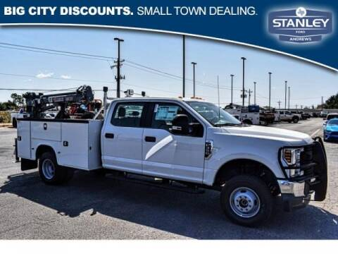 2019 Ford F-350 Super Duty for sale at STANLEY FORD ANDREWS in Andrews TX