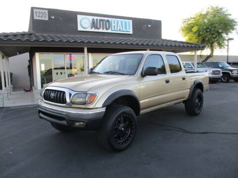 2002 Toyota Tacoma for sale at Auto Hall in Chandler AZ