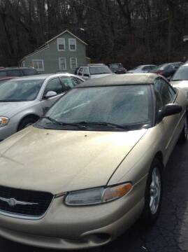 2000 Chrysler Sebring for sale at Carlisle Cars in Chillicothe OH