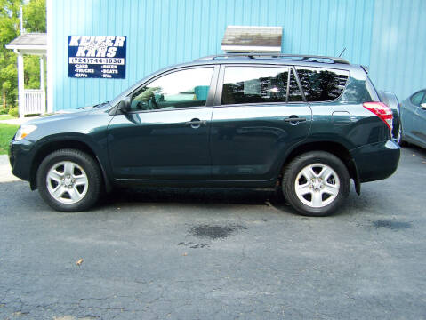 2012 Toyota RAV4 for sale at Keiter Kars in Trafford PA