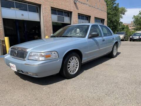 2008 Mercury Grand Marquis for sale at Matrix Autoworks in Nashua NH