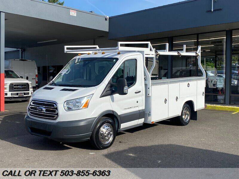2015 Ford Transit Chassis Cab for sale in Portland, OR