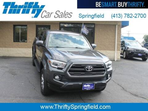 2017 Toyota Tacoma for sale at Thrifty Car Sales Springfield in Springfield MA