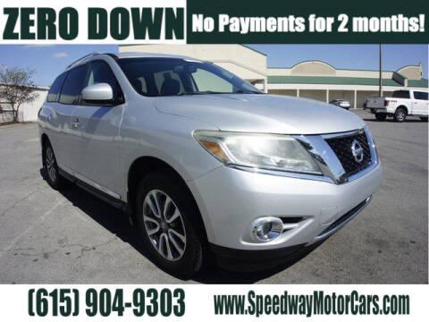 2013 Nissan Pathfinder for sale at Speedway Motors in Murfreesboro TN