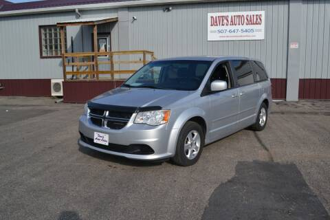 2011 Dodge Grand Caravan for sale at Dave's Auto Sales in Winthrop MN