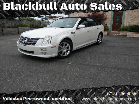 2008 Cadillac STS for sale at Blackbull Auto Sales in Ozone Park NY