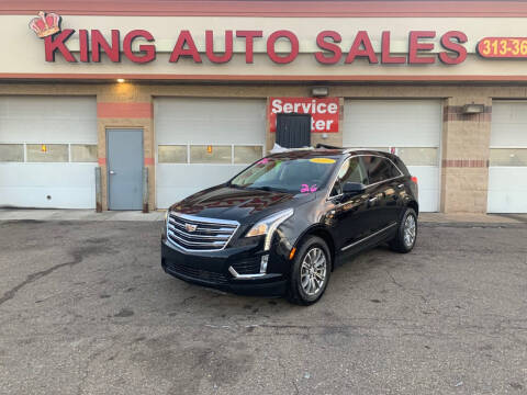 2017 Cadillac XT5 for sale at KING AUTO SALES  II in Detroit MI