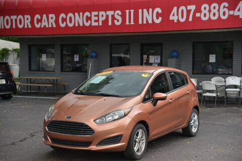 2017 Ford Fiesta for sale at Motor Car Concepts II - Apopka Location in Apopka FL