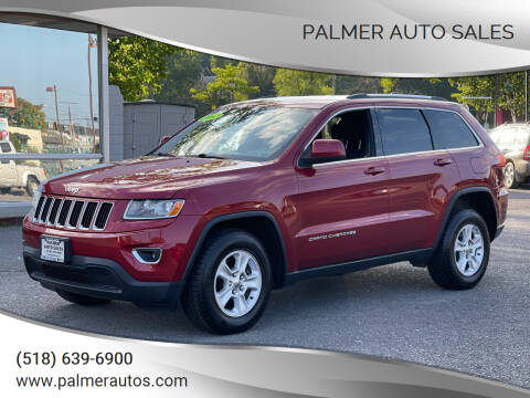2014 Jeep Grand Cherokee for sale at Palmer Auto Sales in Menands NY