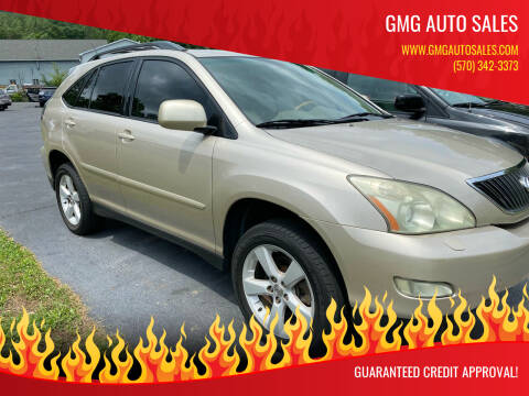 2005 Lexus RX 330 for sale at GMG AUTO SALES in Scranton PA