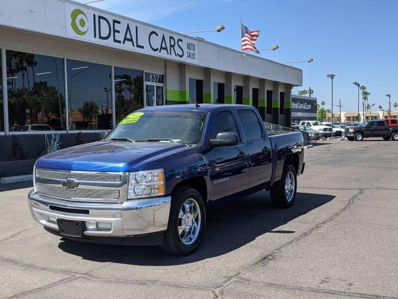 2013 Chevrolet Silverado 1500 for sale at Ideal Cars Atlas in Mesa AZ