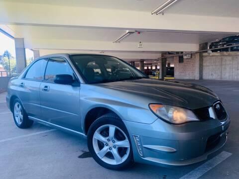 2007 Subaru Impreza for sale at CarDen in Denver CO