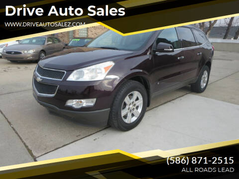 2010 Chevrolet Traverse for sale at Drive Auto Sales in Roseville MI