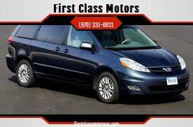 2009 Toyota Sienna for sale at First Class Motors in Greeley CO