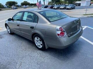2005 Nissan Altima for sale at Turnpike Motors in Pompano Beach FL