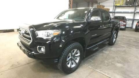 2017 Toyota Tacoma for sale at Waconia Auto Detail in Waconia MN