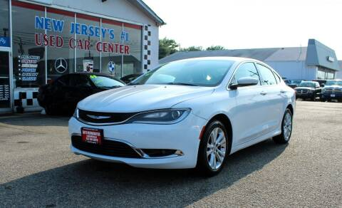 2015 Chrysler 200 for sale at Auto Headquarters in Lakewood NJ