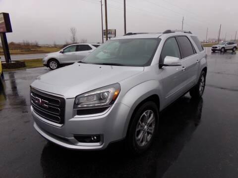 2015 GMC Acadia for sale at Westpark Auto in Lagrange IN