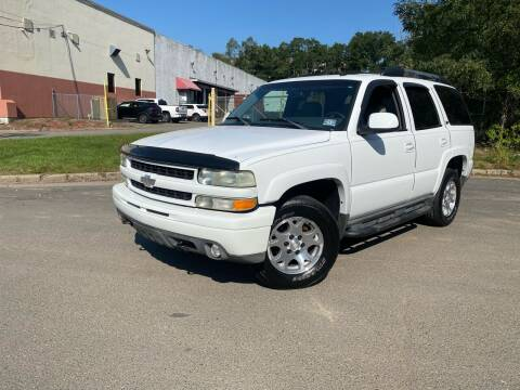 2003 Chevrolet Tahoe for sale at Advanced Fleet Management in Towaco NJ