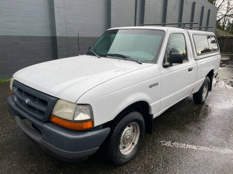 1998 Ford Ranger for sale at APX Auto Brokers in Lynnwood WA