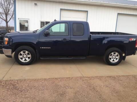 2009 GMC Sierra 1500 for sale at Bauman Auto Center in Sioux Falls SD