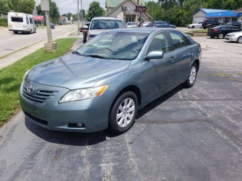 2009 Toyota Camry for sale at Indiana Auto Sales Inc in Bloomington IN