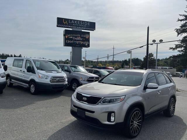 2015 Kia Sorento for sale at Lakeside Auto in Lynnwood WA